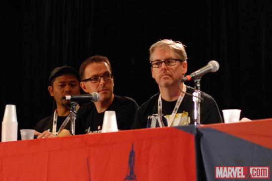 NYCC 2012: Marvel Video Games Panel