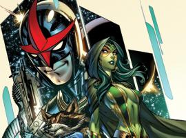 Nova Marvel NOW! Liveblog