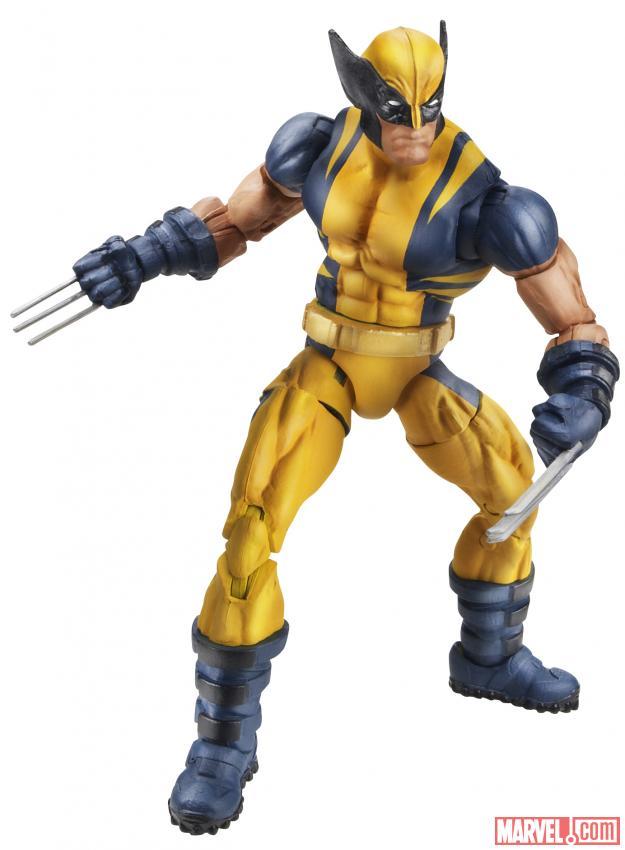 Figurine Wolverine