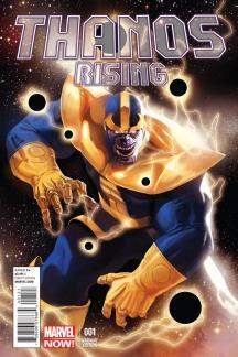 Thanos Rising #1  (Djurdjevic Variant)