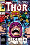 Thor (1966) #431 Cover