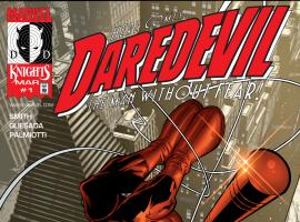 Cover for Daredevil (1998) #1