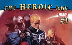 Secret Avengers (2010) #1