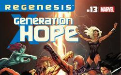 Generation Hope (2010) #13