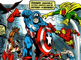 Follow the History of Captain America Pt. 8