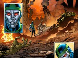 Iron Man (2012) #16 preview art by Carlo Pagulayan