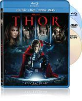 Thor on Blu-ray