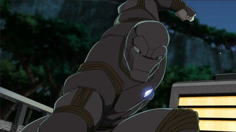 Iron Man gets some new armor in Marvel's Avengers Assemble - Savages