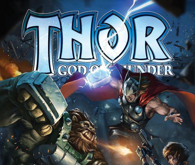Thor: God of Thunder (2012) #22