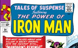Tales of Suspense (1959) #54 Cover