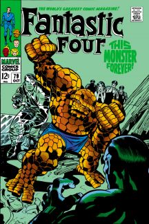Fantastic Four #79