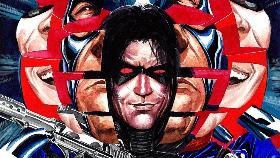 Bucky Barnes: The Winter Soldier