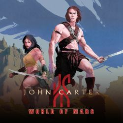 John Carter: The World of Mars (2011 - 2012)