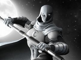 Moon Knight in Marvel Contest of Champions
