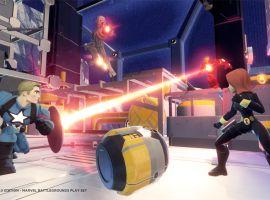 Disney Infinity: Marvel Battlegrounds