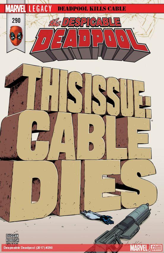 Despicable Deadpool (2017) #290