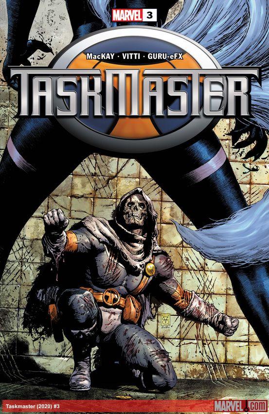 Taskmaster (2020) #3