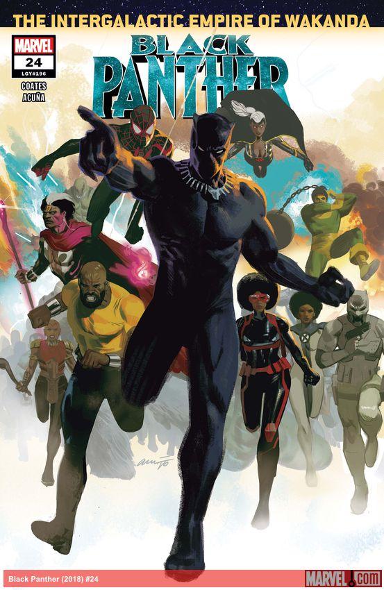 Black Panther (2018) #24