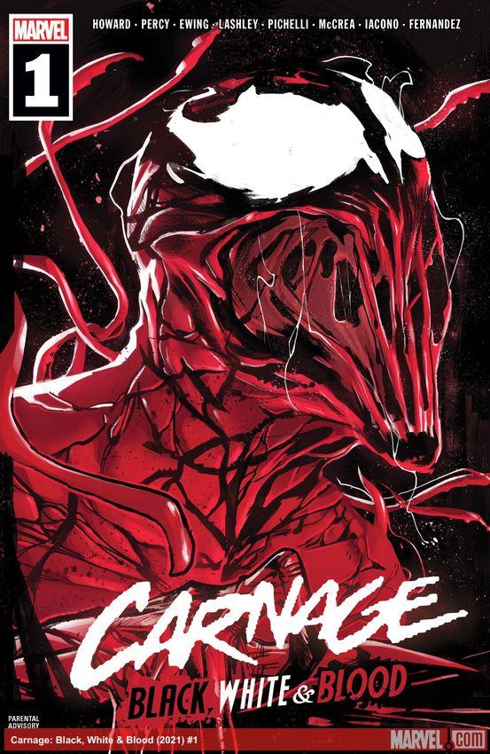 Carnage: Black, White & Blood (2021) #1