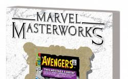 MARVEL MASTERWORKS: THE AVENGERS (VARIANT (DM ONLY))