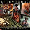 September, 2009: The Iron Patriot Acts