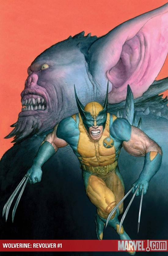 WOLVERINE: REVOLVER #1