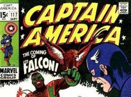 CAPTAIN AMERICA # 117 (1968)