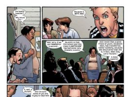 ULTIMATE SPIDER-MAN #121, page 7