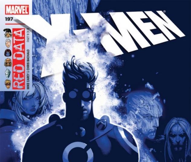 X-MEN #197