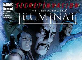 New Avengers: Illuminati #5 Cover