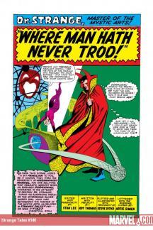 Strange Tales #144