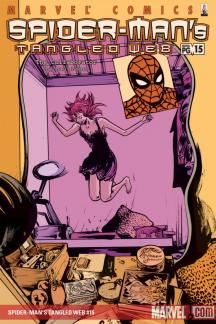 Spider-Man's Tangled Web #15