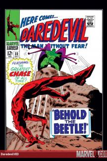 Daredevil (1964) #33