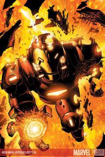 Iron Man: Hypervelocity #6