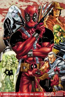 X-Men Origins: Deadpool (2010) #1