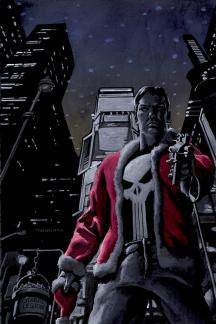 Punisher: Very Special Holidays (Trade Paperback)