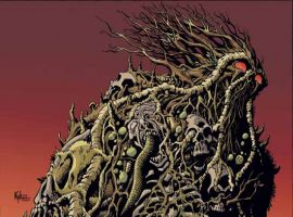 MAN-THING (2004) #2 COVER