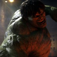 Say it with me... Hulk SMASH!
