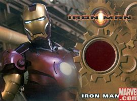 Iron Man Armor Card