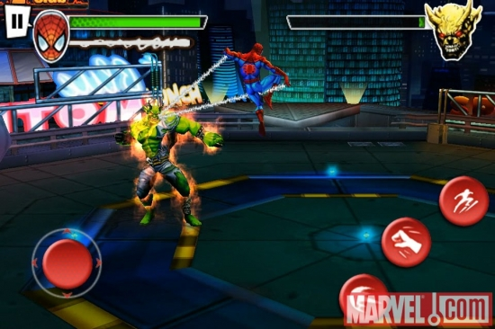 Image Featuring Spider-Man (Ultimate)