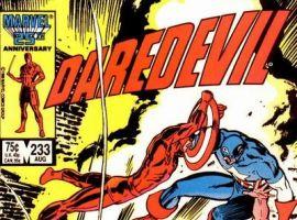 Image Featuring Captain America, Daredevil