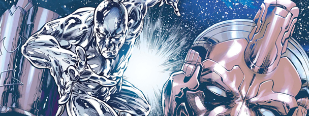 Sneak Peek: Silver Surfer #1