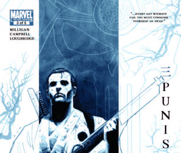 5 Ronin #3 cover by David Aja