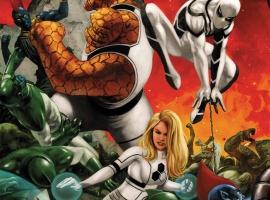 FF (2010) #10 cover