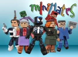 Diamond Select: New Marvel Minimates Wave Reveal