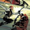 X-Factor #227 preview art by Leonark Kirk