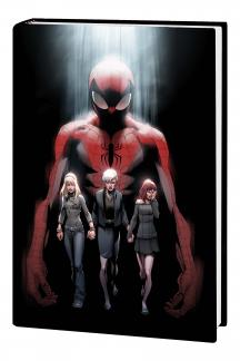 Ultimate Comics Death of Spider-Man: Fallout (Hardcover)