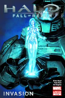Halo: Fall of Reach - Invasion (2010) #1