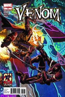 Venom (2011) #12 (Venom Variant)
