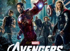 Marvel's The Avengers one-sheet poster